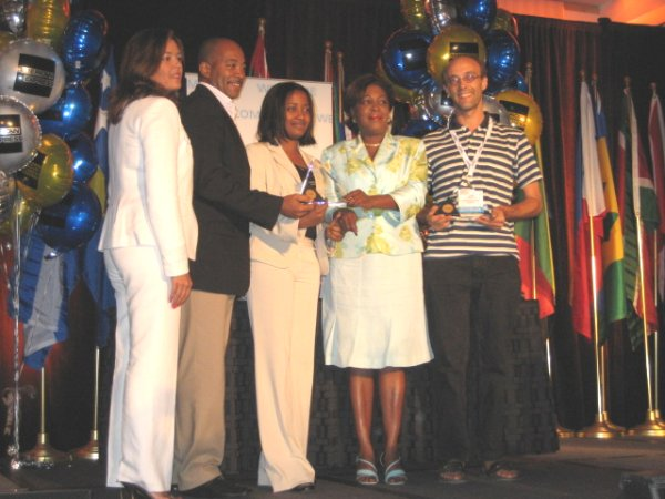 American express caribbean green hotel of the year