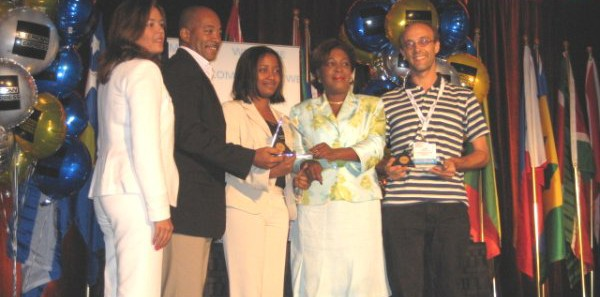 American Express Caribbean Small green hotel of the year